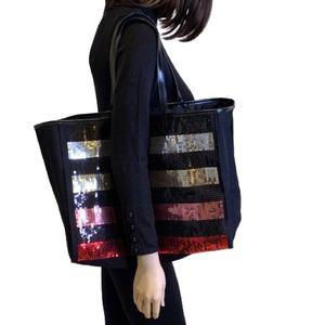 🔥Host Pick🔥Victoria's Secret Sequined Tote Bag